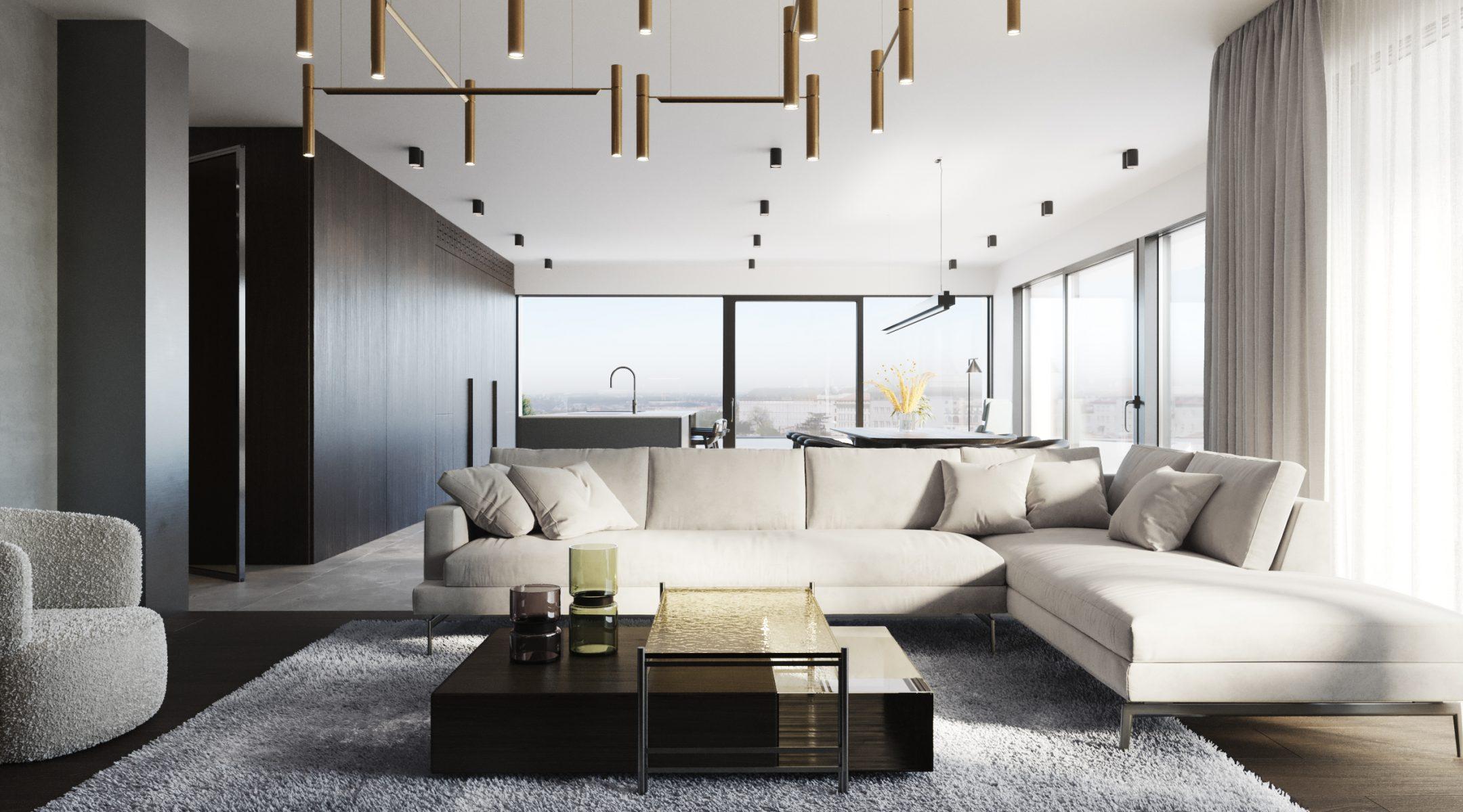 Luxusní apartmán