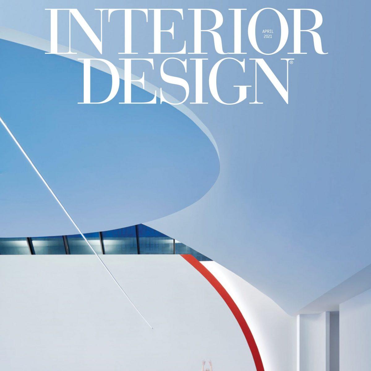 Časopis Interior Design a editorial kanceláře Fortuna Entertainment Group